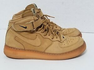 Details 715889 About Prm Nike 07 200 Air Wheat Force Size 2014 12 1 Mid Qs Yymv7Ifb6g