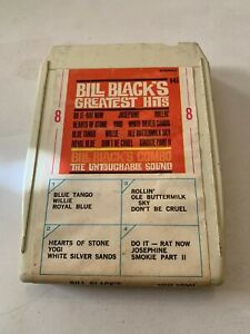 Bill-Black-039-s-Greatest-Hits-Ampex-8-Track-Tape