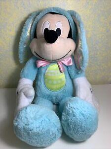 "Disney Easter Mickey Plush 17/"""