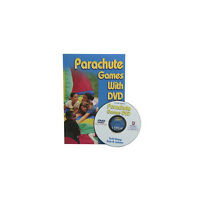 Parachute Games Book W/dvd on sale