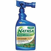 Bayer Advanced Natria 706140 Disease Control Ready-to-spray, 28-ounce , New, Fre