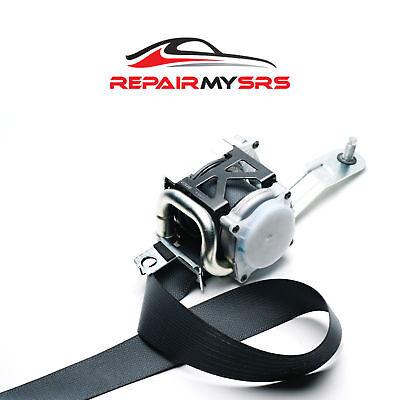 Honda Civic Sedan Seat Belt Repair Reset Recharge Service Rebuild