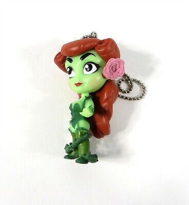 DC Comics Lil Bombshells Backpack Clips Figures Poison Ivy