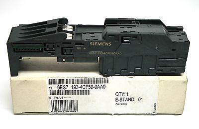 Siemens SIMATIC s7 Modulo Terminale 6es7193-4cf50-0aa0//6es7 193-4cf50-0aa0