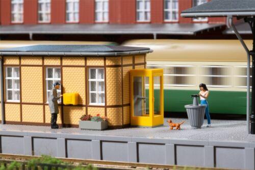 edificio 74 x 39 x 37 mm nuevo en OVP Auhagen 11452 la estación equipamiento