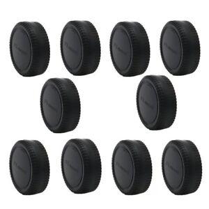 10pcs-Plastik-Koerper-Abdeckkappe-Kamera-Hinten-Linse-Kappe-fuer-Fujifilm-Fuji-FX-X-Mount