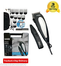 WAHL Delux GIFT Set Hair Clipper+ Beard Trimmer Complete Haircutting Machine Kit