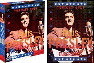ELVIS PRESLEY - TONIGHT ONLY - 1000pz PUZZLE AQUARIUS - Italia - ELVIS PRESLEY - TONIGHT ONLY - 1000pz PUZZLE AQUARIUS - Italia