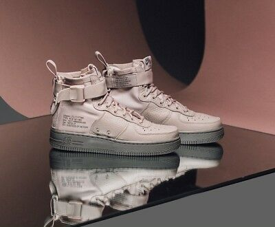 Nike Women's Nike Sf Air Force 1 High Top Sneaker, Size 7.5 M Red from NORDSTROM | Shop