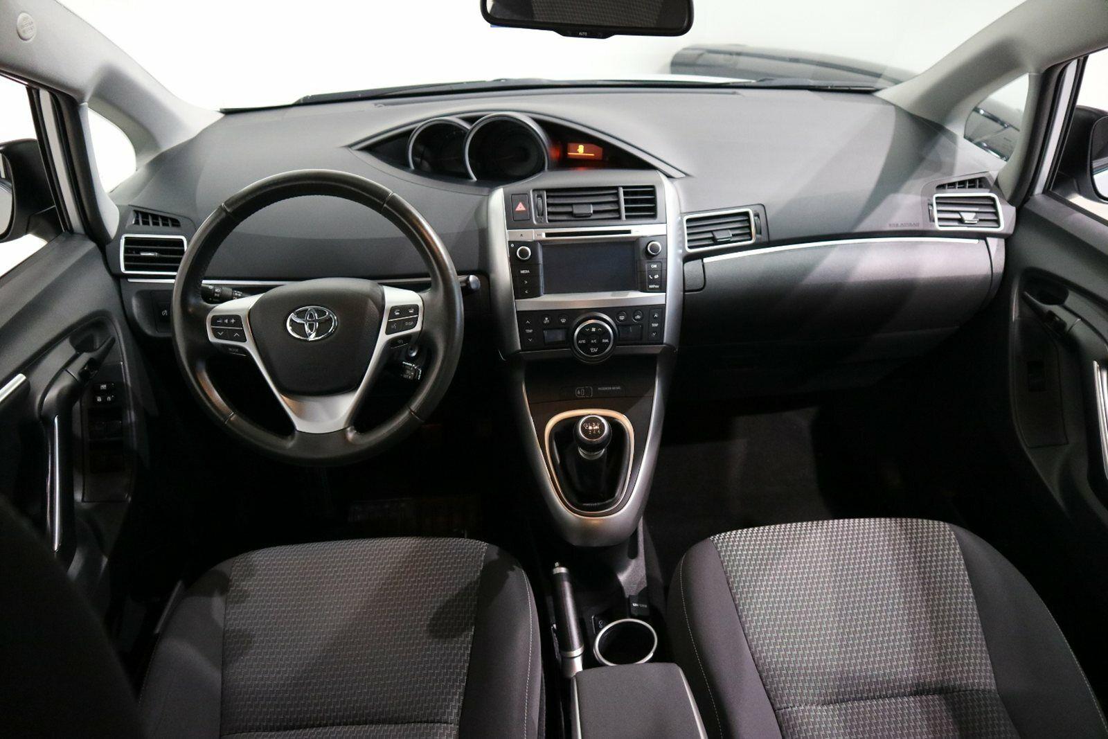 Toyota Verso 1,6 D-4D T2 Touch 7prs - billede 5