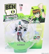 Ben 10 Omniverse kyber 10cm Acción Figura Juguete Alien Collection Bandai-Nuevo!