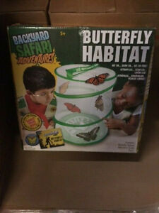 Backyard Safari Butterfly Habitat For Live Insects Spring ...