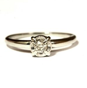 18k-white-gold-10ct-SI2-H-round-diamond-solitaire-engagement-ring-2-2g-vintage