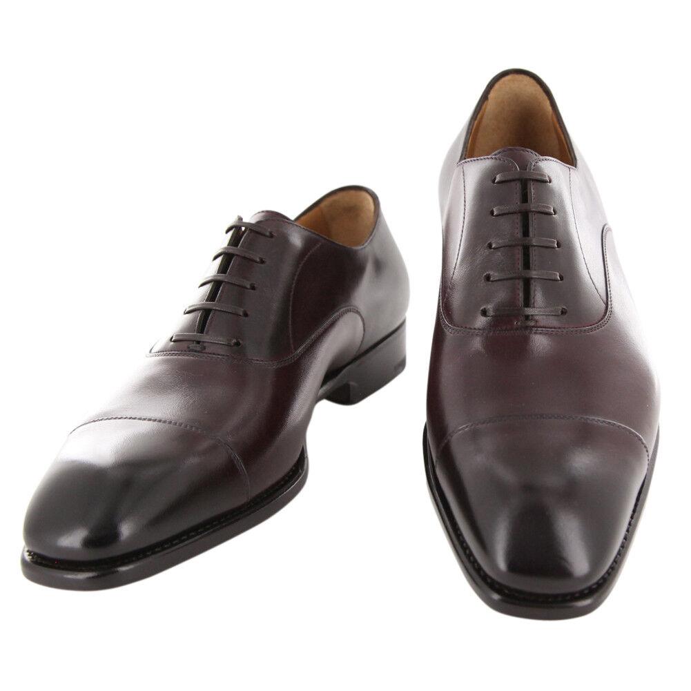 wholesape economico New  1250 Fiori Di Lusso Burgundy scarpe - - - Lace Ups - (FL-MIL-BG)  moda