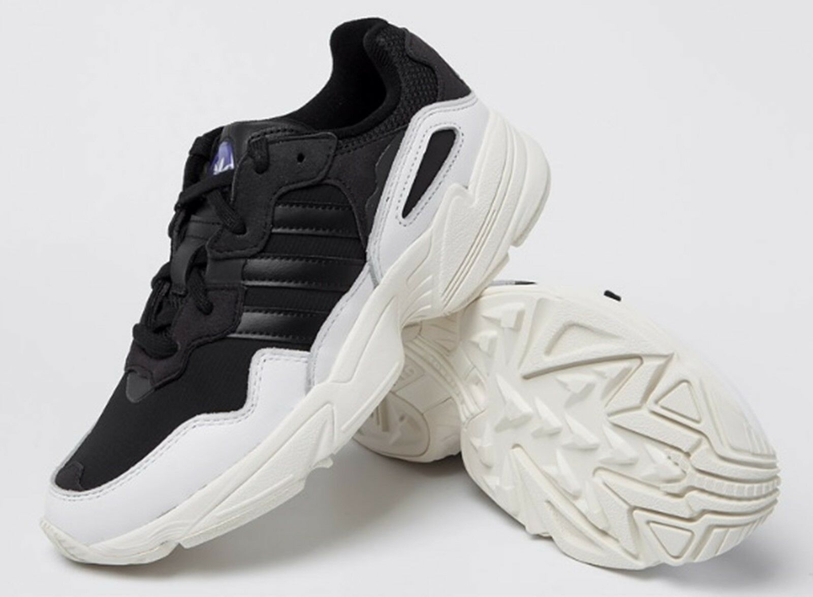 043d15cee Adidas Men Originals Yung-96 Off shoes Running White Casual Sneakers shoes  F97177
