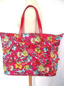 Oilily-Tasche-NEU-Schultertasche-Damen-Strandtasche-Weekender-Shoulder-bag
