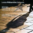 Brahms: Symphonies Nos. 1 & 3 (CD, Oct-2012, 2 Discs, LPO)