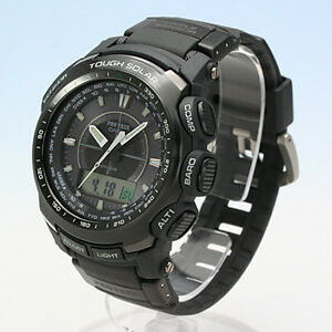 c9c7695a2e88 Casio Protrek Triple Sensor Tough Solar Men s Watch PRG-510-1 PRG510 ...