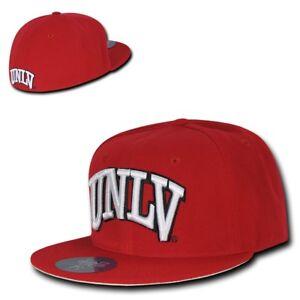 NCAA UNLV U of Nevada Las Vegas Rebels Structured Trucker Caps Hats