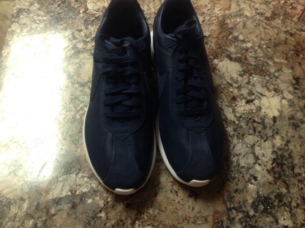 New Mens Nike Roshe LD-1000 Premium QS Shoes 842564-401 Navy Blue sz 12.5 NWOB