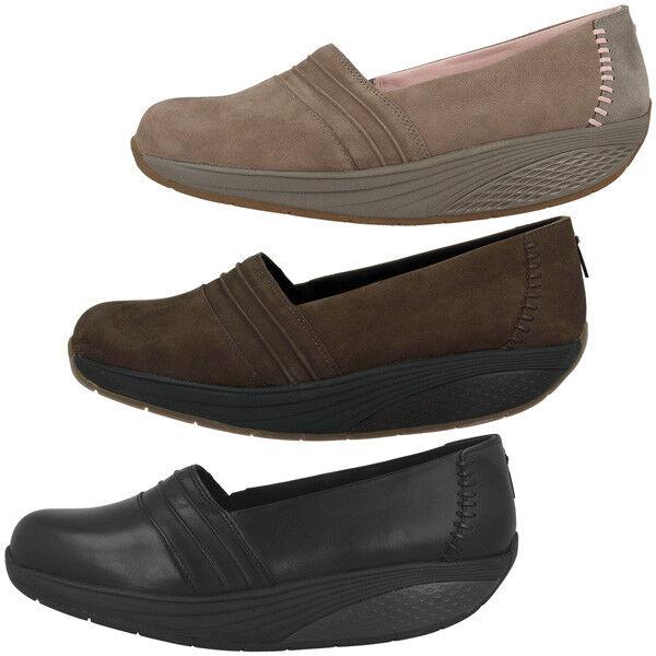 MBT Parnaz slip-on mujer Zapatos señora fitness salud zapatos bailarinas 700352