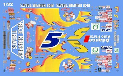 Toys & Hobbies #5 Terry Labonte Rice Krispies 1999 1/24th Scale Waterslide Decals Skillful Manufacture