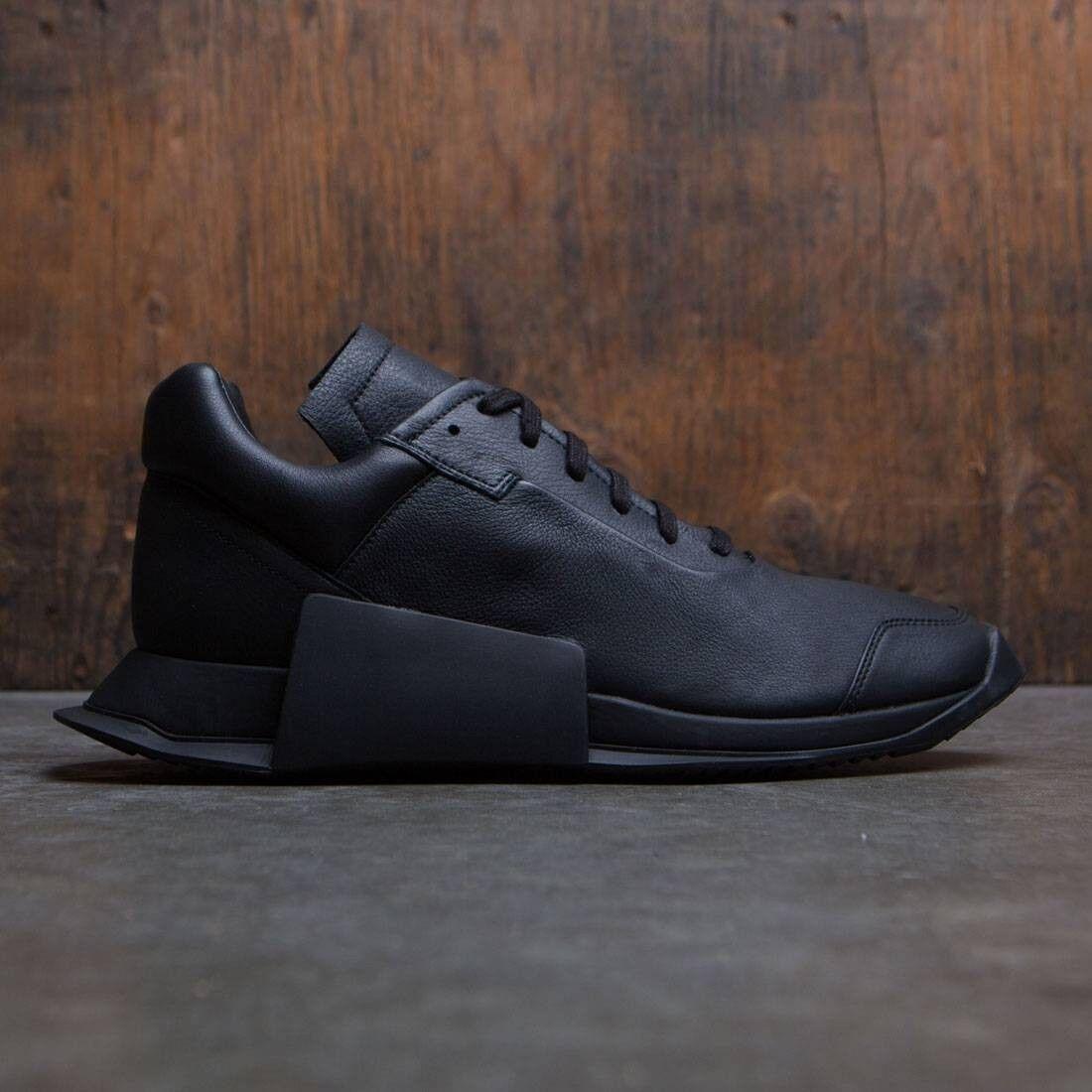 780 Authentic ADIDAS X RICK OWENS Men's Ro Level Runner II Sneakers Trainer