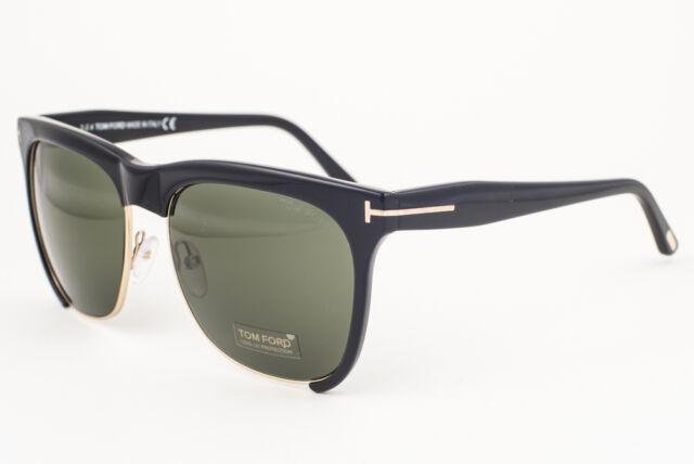 dfd01a25e068b Tom Ford Sunglasses Women TF 366 Black 01g Thea 57mm for sale online ...