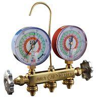 Jb Industries 22225 - Patriot™ 2-valve Brass Manifold