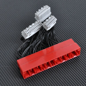 obd2b to obd1 conversion ecu harness jumper adapter wire. Black Bedroom Furniture Sets. Home Design Ideas