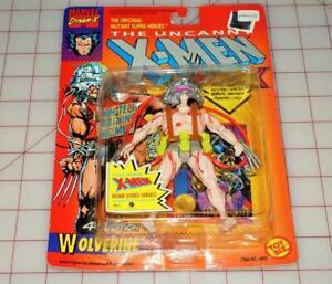 Kaybee Exclusive Toy Biz 1992 Wolverine Weapon X 4th Ed