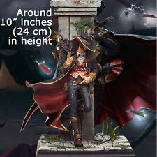 Garage Kits LOL League Of Legends Card Master Twist Twisted Fate Figure Statue