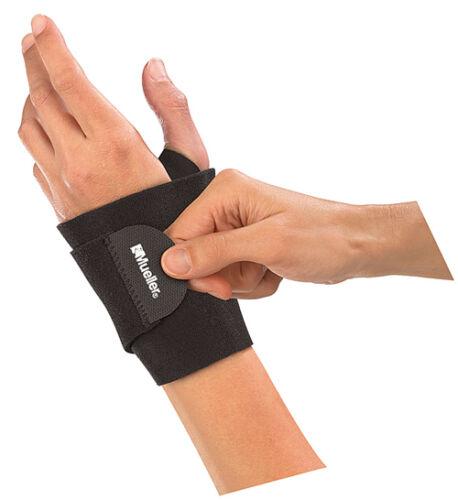 Handgelenk-Stütze Fitness & Jogging Mueller Handgelenkbandage 4505 Bekleidung