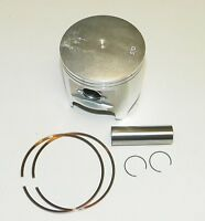 Kawasaki 300 650 Piston Kit .25mm Over 76.25mm Sx Sc Ts X2 1986 - 1996