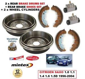 pour 0 soulève 1 tambours 1996 cylindres 1 1 frein des Citroen Les 1 2004 arrière 6 de 1 4 Saxo 5d 1 P0xdqIcvw
