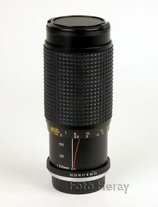 Auto-Revuenon-80-205mm-Pantax-K-Bajonett-Makro-Tele-Zoom-Objektiv-11787