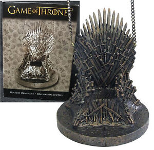 Game of Thrones Iron Throne Resin Model 14/'/'H For Base Stand Figure Statue