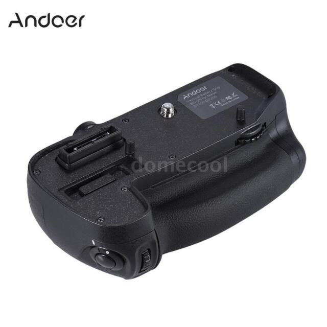 Andoer BG-2N Vertical Battery Grip Holder for Nikon D7100/D7200 DSLR Camera A7O9