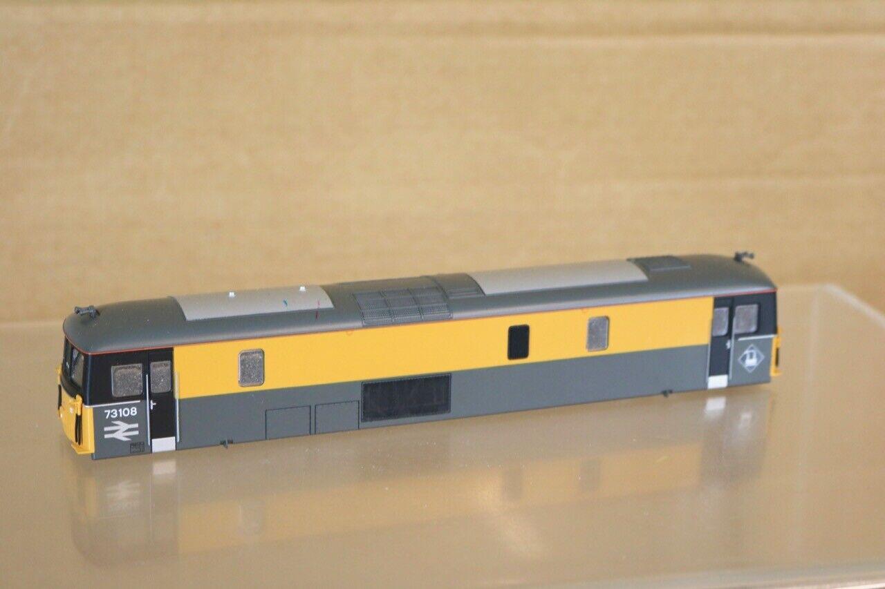 Hornby R2765 nur Karosserie für DCC Bereit Br Ingenieure Klasse 73 Lokomotive