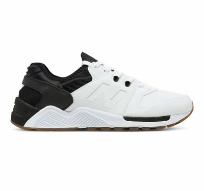 new mens new balance 009 lifestyle sneakers shoes  white