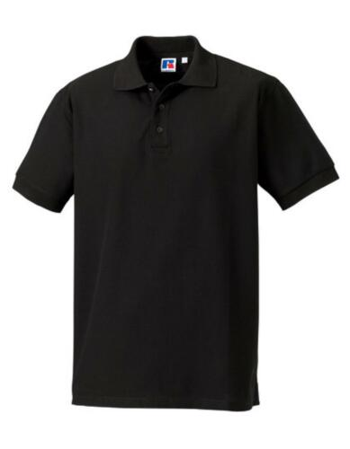 fino a 4xlRussell ULTIMATE Cotton Polo-Lavabile fino a 60 ° C