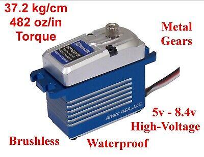 Powerhobby 729MBL HV Waterproof Brushless Steel Gear Servo Arrma Kraton