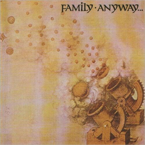 Family - Anyway... CD
