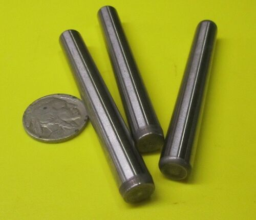 ".002/"" Oversized Alloy Steel Dowel Pins 3//8/"" Dia x 3.00/"" Length 10 Pieces"