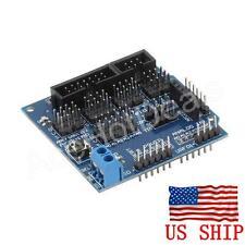 Sensor Shield V5 V50 For Arduino Apc220 Bluetooth Analog Module Servo Motor