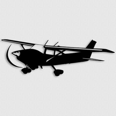 Cessna 150 Aircraft Logo Decal//Sticker!