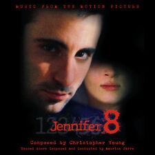 Jennifer 8 - 2 x CD Complete - OOP - Christopher Young / Maurice Jarre