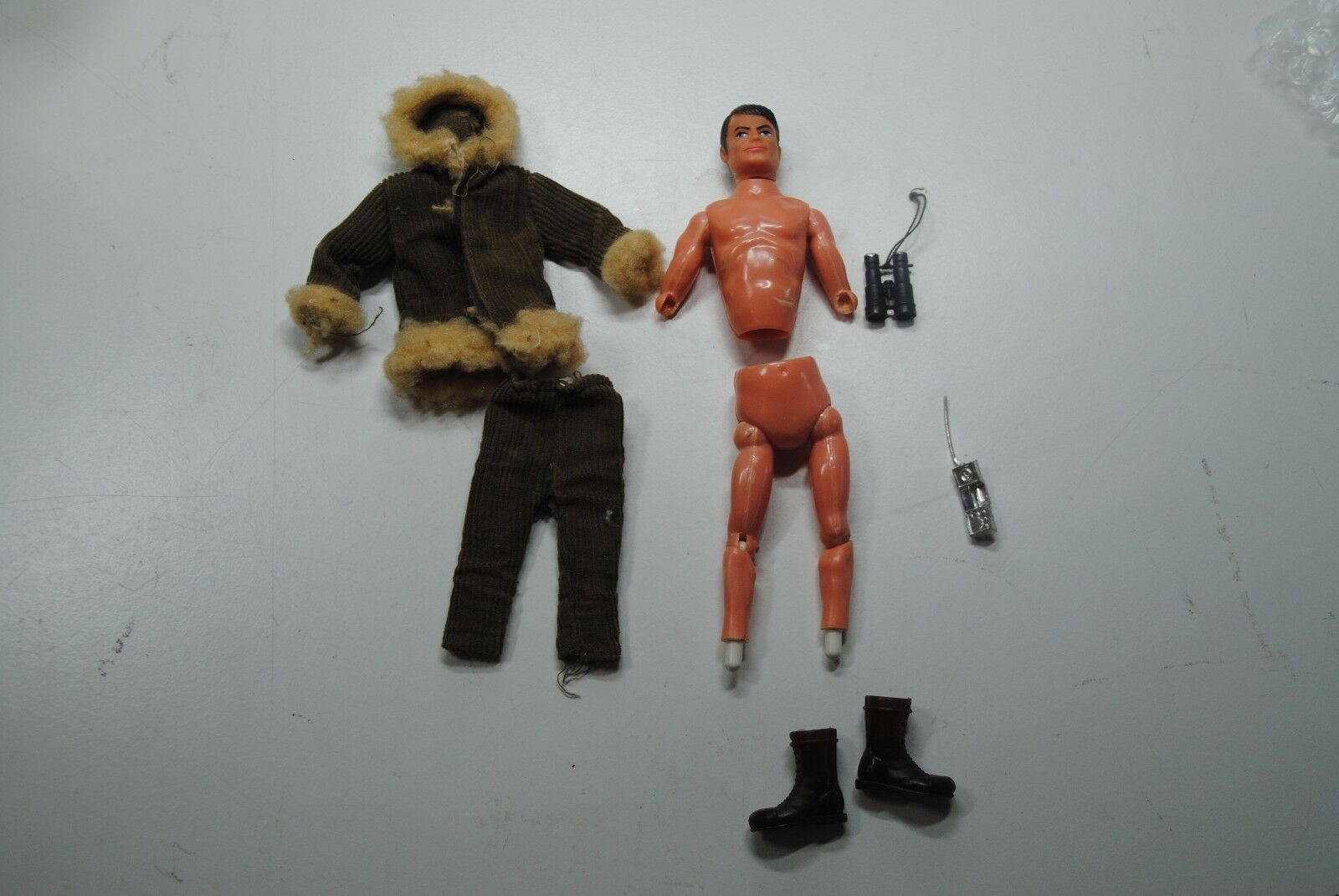 PALITOY    LITTLE BIG MAN  LOOSE ACTION FIGURE