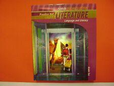Prentice Hall Literature Language and Literacy Grade 10 Florida Teacher Edition