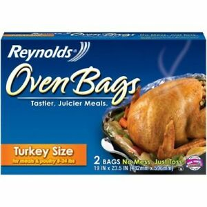 Reynolds Oven BPA Free Bags for Meat